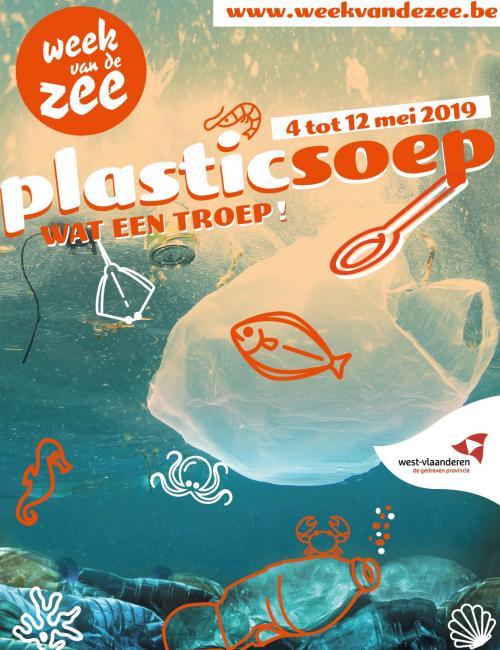 Afbeeldingsresultaat voor plastic soep noordzee