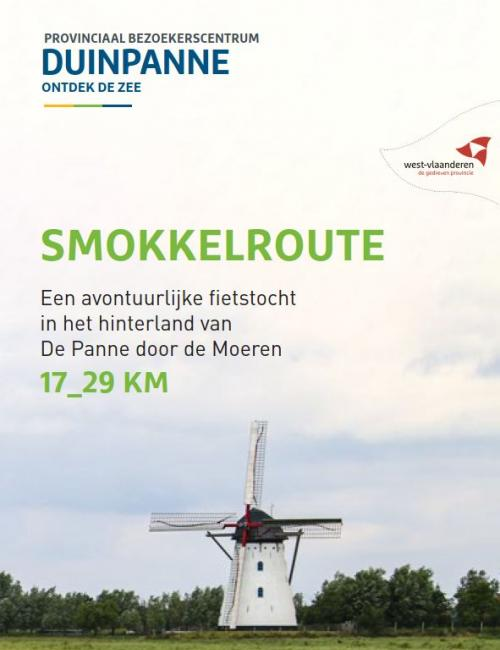 Cover Smokkelroute